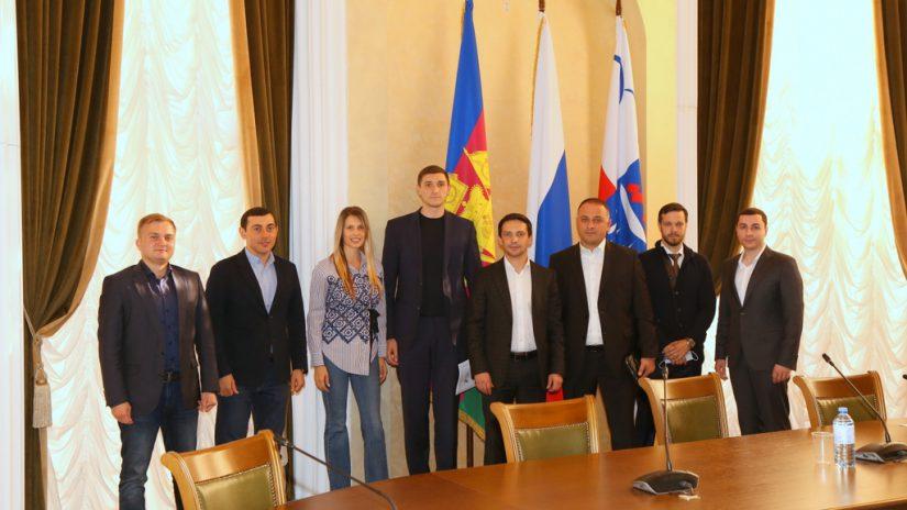 Члены Совета молодых депутатов провели первое заседание