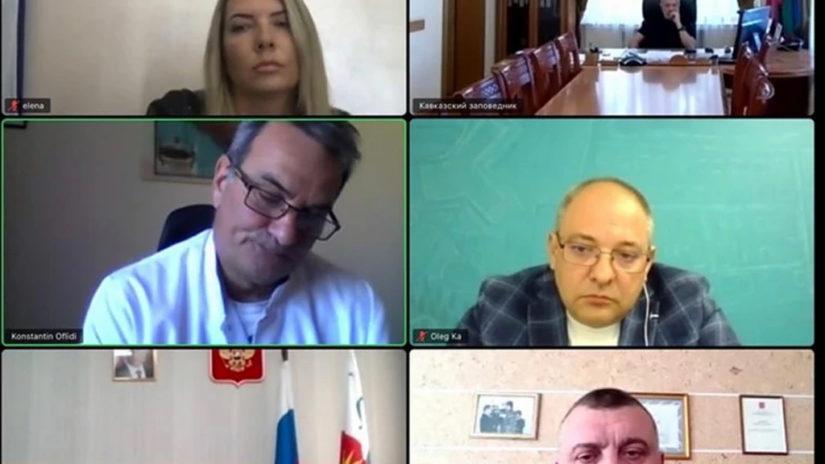 Депутат ГСС К. Офлиди провел заседание территориальной группы Адлерского района