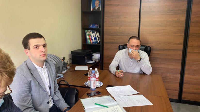 Депутат ГСС А. Давыдов провёл очередной приём граждан по личным вопросам