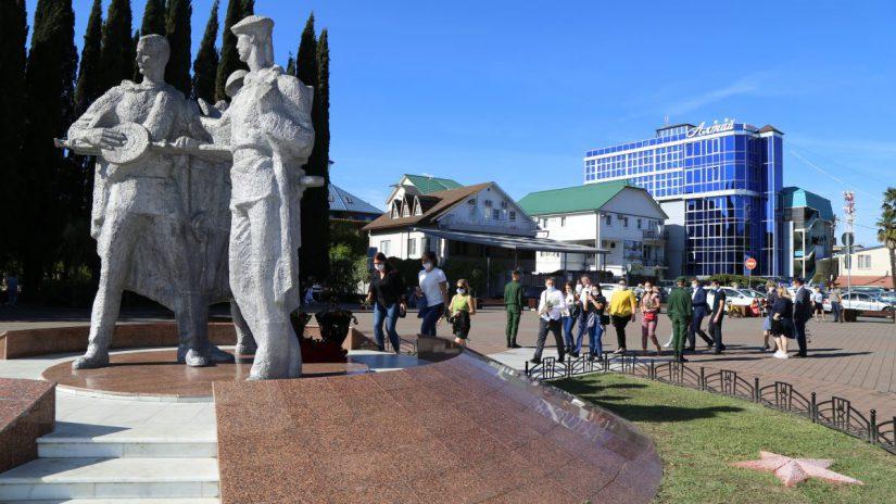 9 октября Краснодарский край отмечает 77-ю годовщину освобождения от немецко-фашистских захватчиков
