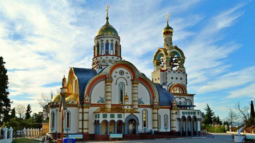 Рождественное богослужение посетили Алексей Копайгородский и Виктор Филонов