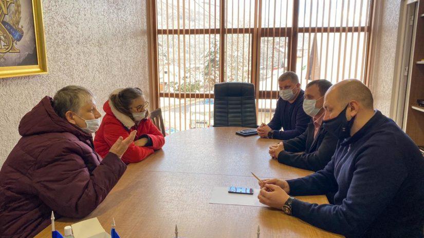 Депутаты ГСС Константин Сыпало и Арменак Тозлян провели очередной приём граждан
