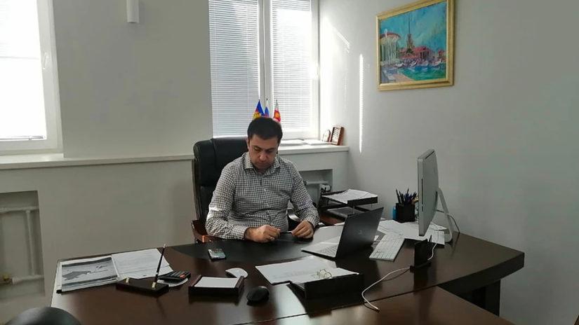 Депутат ГСС Т.Н. Эйнатов принял участие в заседании КСП г. Сочи
