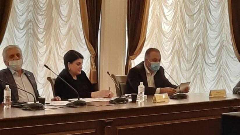 Анжела Селюкова провела заседание комитета по вопросам физической культуры и спорта, культуры...