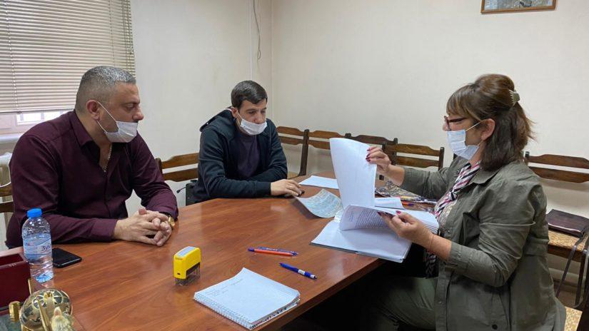 Депутат ГСС С. Мартиросян провёл выездной приём граждан в Нижнешиловском сельском округе