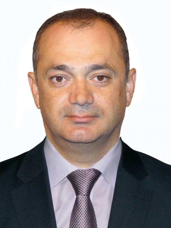 Эксузян Сергей Сергеевич