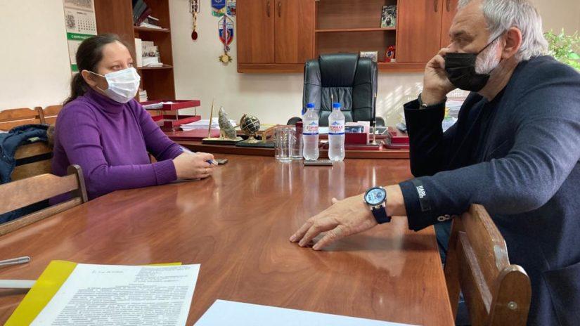 Депутат Сергей Шевелев провел ряд встреч с избирателями