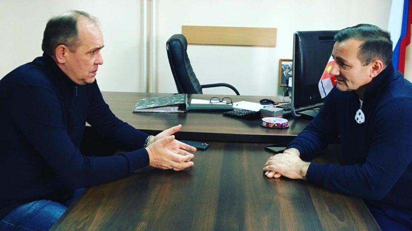 Новая зона отдыха РГСУ строится с помощью депутата Эдуарда Обуховича.