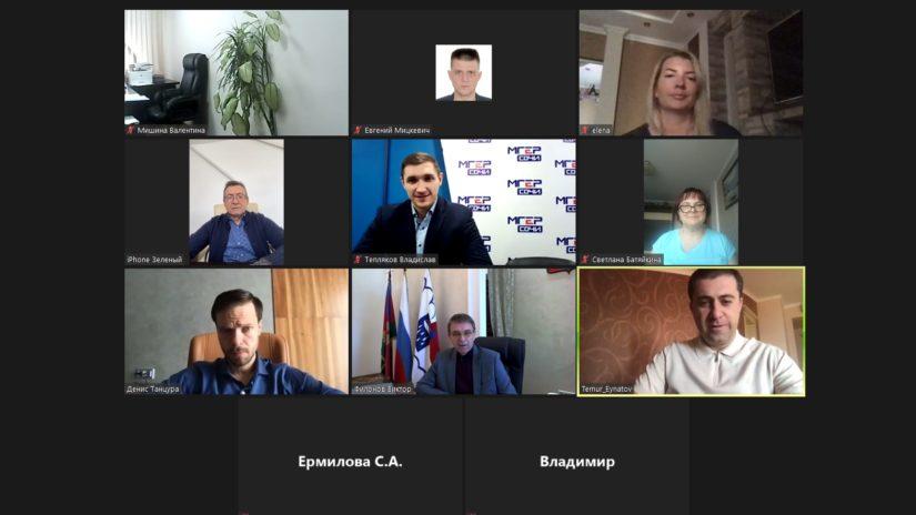 В Городском Собрании Сочи прошло заседание комитета по вопросам санаторно-курортного комплекса