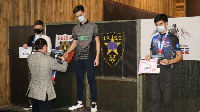 В Сочи прошли международные соревнования по практической стрельбе
