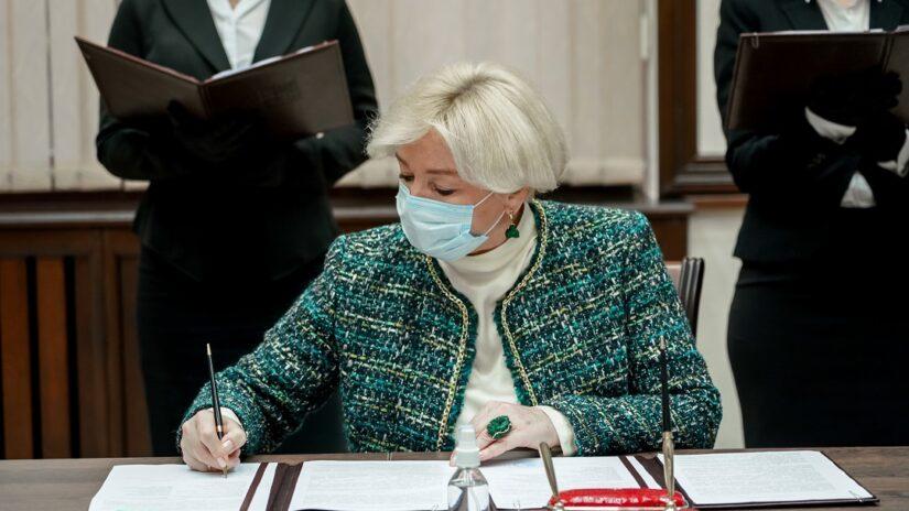 Подписано соглашение о сотрудничестве между СГУ, курортом «Красная Поляна» и Гранд-отелем «Жемчужина».