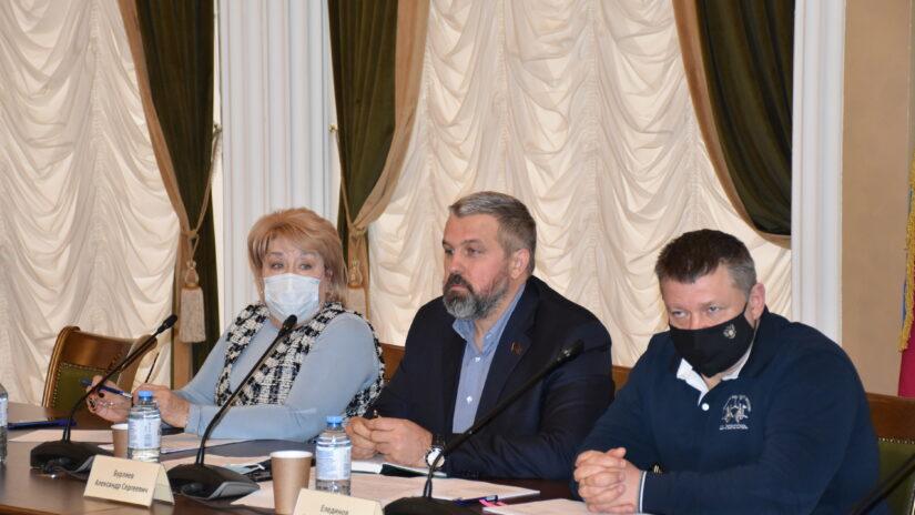 Реализацию программы «Товаропроизводители Сочи – гостям курорта» обсудили на комитете по предпринимательству