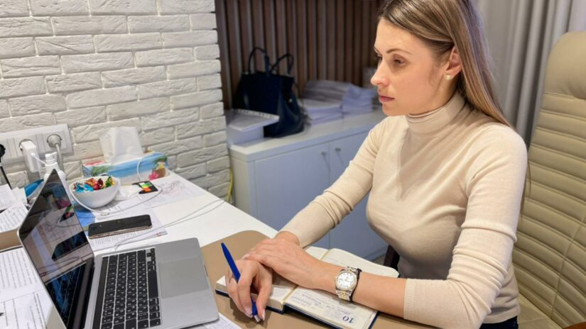 Анна Невзорова провела заседание территориальной депутатской группы Центрального района
