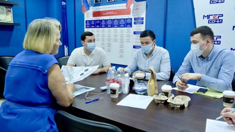 Встреча депутата Теплякова с жителями Завокзального округа в рамках проекта «Юридическая приемная»