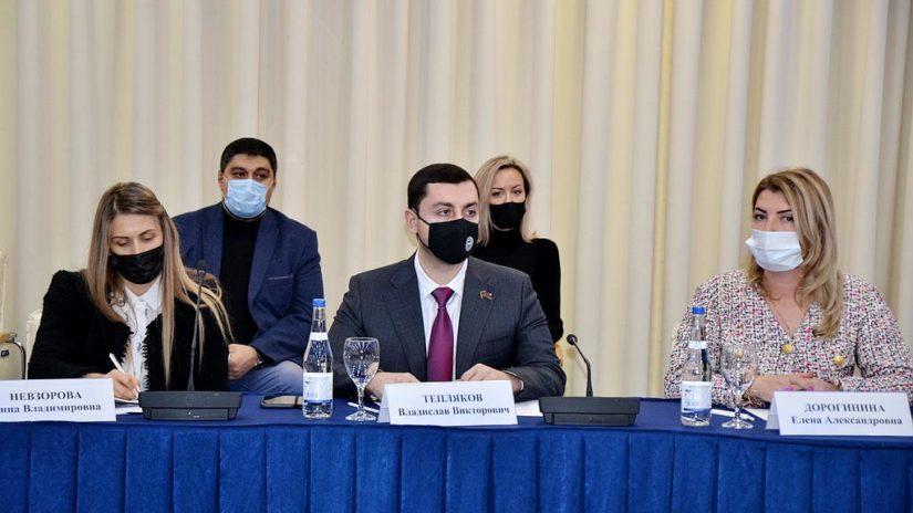 Депутаты Городского Собрания  приняли участие в заседании Совета по вопросам развития и благоустройства пляжных территорий