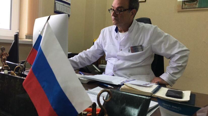 Константин Офлиди провел заседание территориальной группы Адлерского района