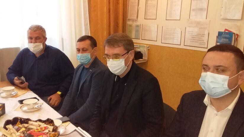Встреча депутатов и актива аула Хаджико