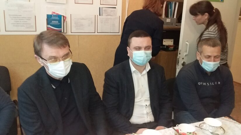Общественники аула Калеж обсудили насущные вопросы с депутатами избирательного округа № 16 «Лазаревский»