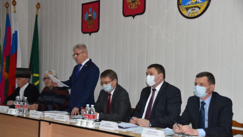 Виктор Филонов принял участие в работе сессии «Адыгэ Хасэ» (общественного парламента) причерноморских адыгов-шапсугов