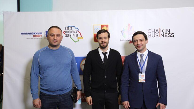 Совет молодых депутатов и Молодежный совет при Главе города Сочи запустили образовательный модуль проекта «Дай порулить»