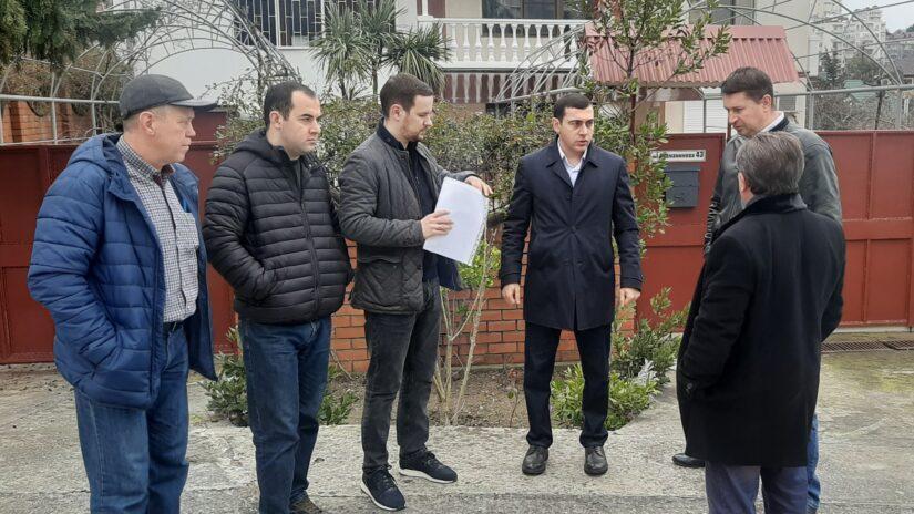 Рабочая встреча по обращениям граждан депутата Владимира Торосяна