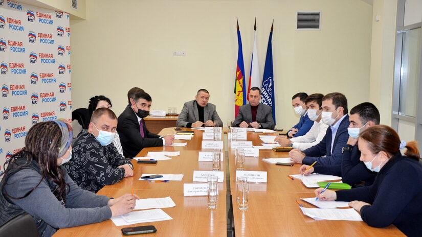 Депутаты ЗСК и Городского Собрания Сочи обсудили вопросы по обращению с животными без владельцев