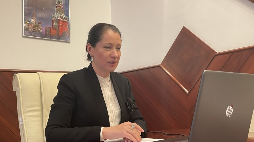 Депутат Городского Собрания Сочи Светлана Ермилова провела заседание профильного комитета