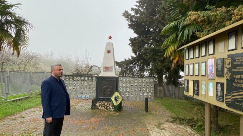 Сос Мартиросян провел прием граждан в администрации Нижнешиловского сельского округа