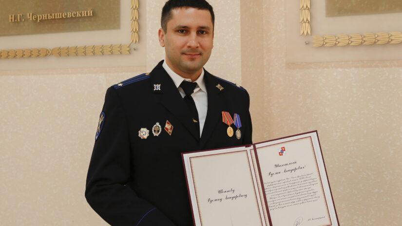 Поздравления от Горсобрания в День образования органов предварительного следствия в системе МВД России
