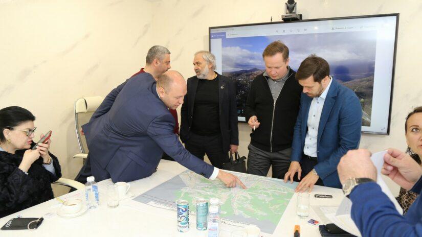 Водоканал Сочи продолжает активную работу по актуализации стратегии развития сетей водоснабжения и водоотведения на основе потребностей жителей курорта
