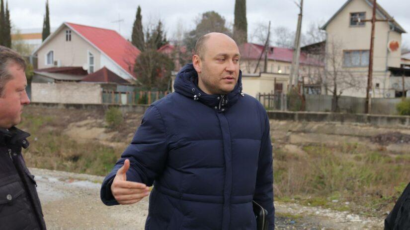 Депутат  Константин Сыпало поможет благоустроить общественную территорию в с. Орёл-Изумруд