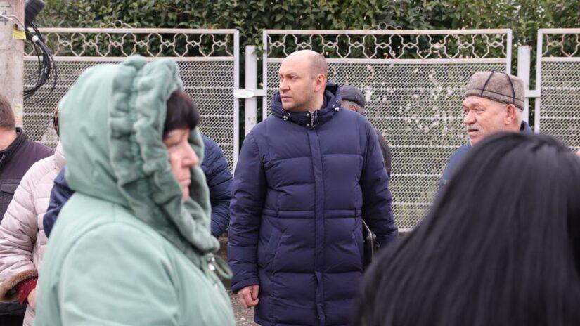 Депутат Константин Сыпало провёл выездной приём граждан