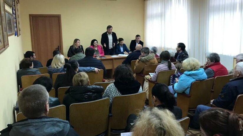 Депутаты Городского Собрания Сочи провели встречу с активистами Кудепстинского сельского округа