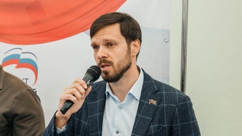 Депутат Денис Танцура принял участие в открытии турнира по боксу, посвященного 76-ой годовщине Победы в Великой Отечественной войне
