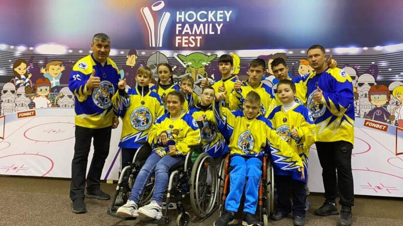 Депутаты Городского Собрания Сочи оказали содействие в поездке детской следж-хоккейной команды в Нижний Новгород