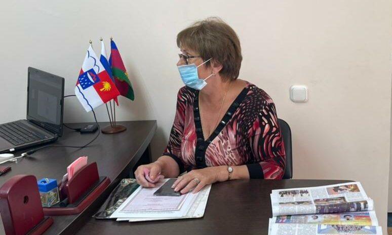 Депутат Городского Собрания Сочи Емзари Кавтарадзе провел очередной прием граждан