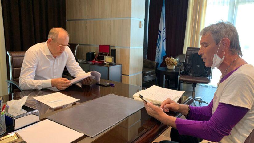 Депутат Эдуард Обухович провел очередной прием граждан по личным вопросам
