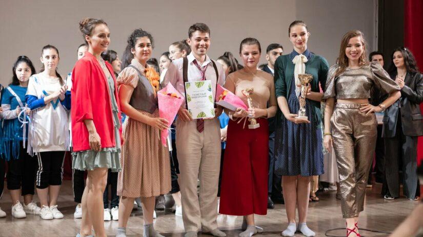 Завершен творческий конкурс «Свободная сцена», который прошел при поддержке Совета молодых депутатов