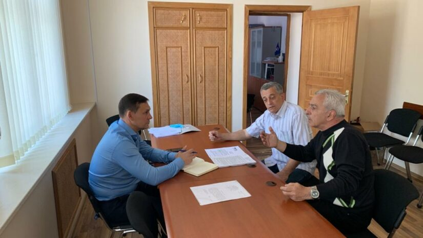 Павел Афанасьев провёл плановый приём гражданам по личным вопросам