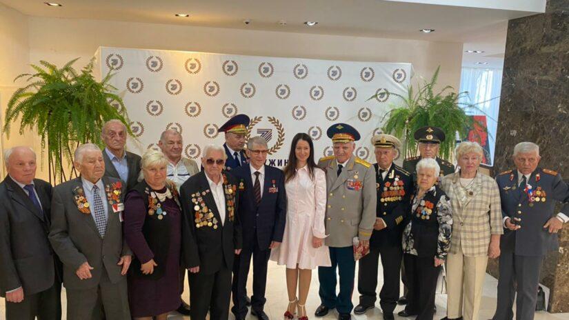Депутат ГСС Светлана Ермилова организовала прием для ветеранов
