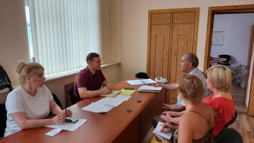 Павел Афанасьев провел плановый приём граждан