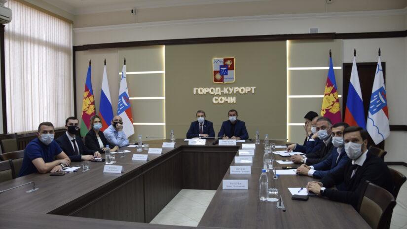 В краевом парламенте прошло общее собрание Совета молодых депутатов Кубани