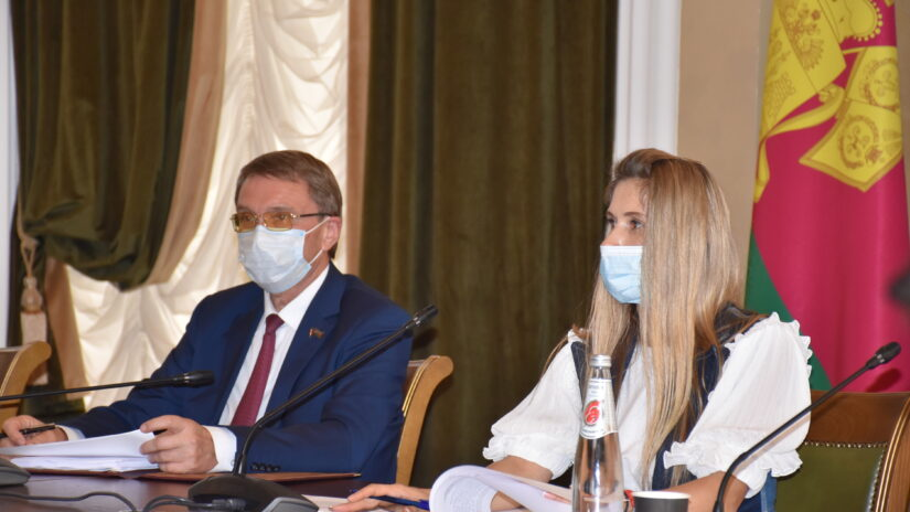 Депутаты Центральной территориальной группы провели заседание