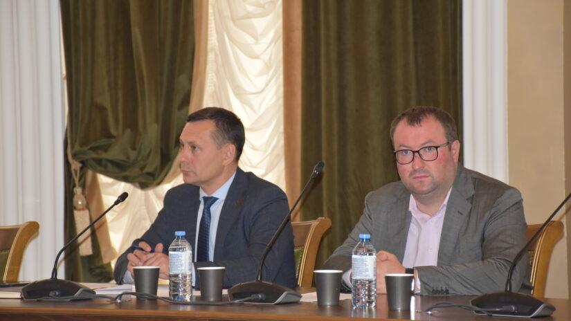 В Городском Собрании обсудили исполнение мероприятий Национального проекта «БКАД»