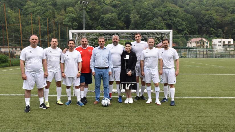 Депутаты Городского Собрания Сочи приняли участие в турнире по мини-футболу
