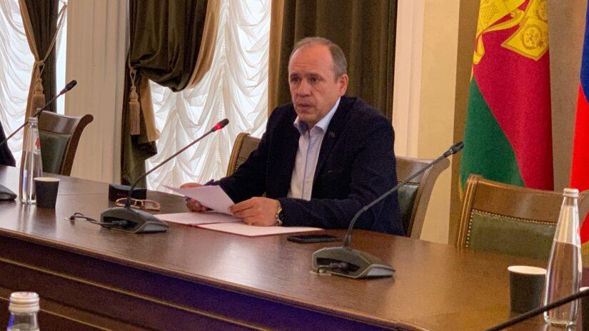 Заседание Центральной территориальной депутатской группы прошло в ГородскомСобрании Сочи