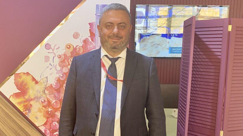 Сос Мартиросян принял участие в Петербургском международном экономическом форуме