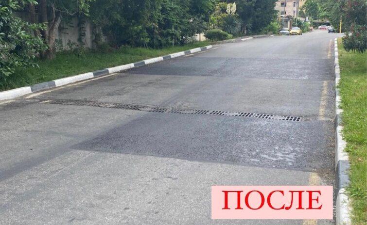 Депутат Эдуард Обухович помог решить локальную проблему ЖКХ на ул. Полтавской