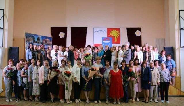 В Дагомысском Доме культуры торжественно отметили День социального работника