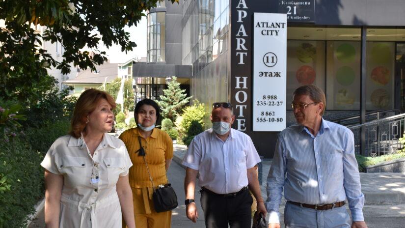 Выполнение наказов избирателей в округе «Адлерский»